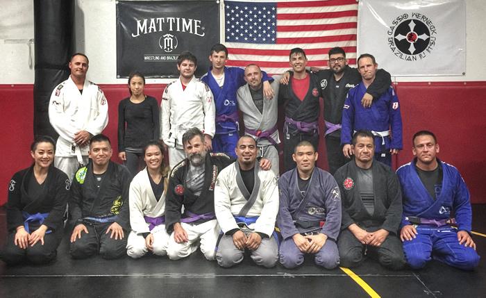Brazilian Jiu Jitsu in Loomis